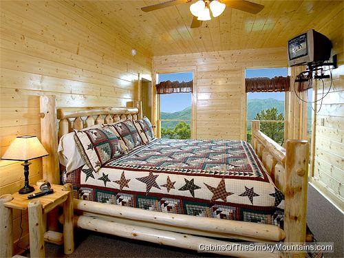 Gatlinburg Cabin Papa Bears Cabin 8 Bedroom Sleeps
