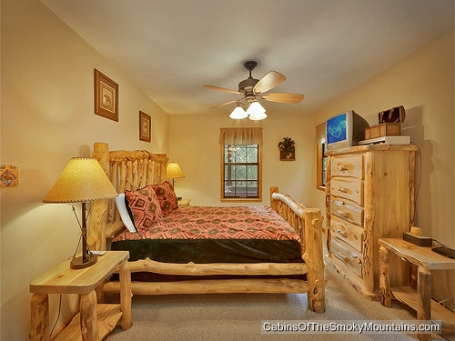 pigeon forge cabin misty cove 3 bedroom sleeps 10