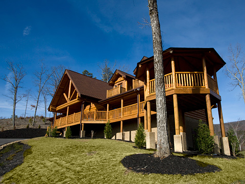 Cabin Paradise Point Old 4 Bedroom Sleeps 12 Jacuzzi Swimming Pool Access