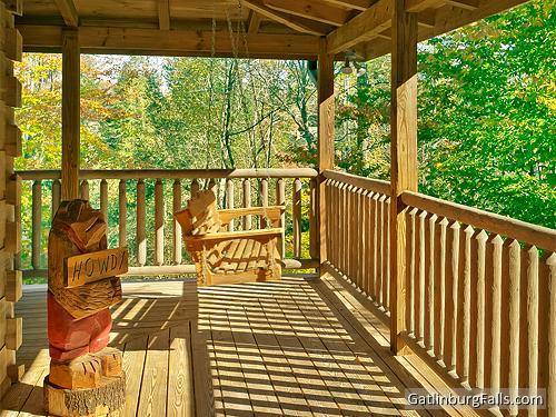 Wears Valley Cabin Cedar Forest 1 Bedroom Sleeps 6