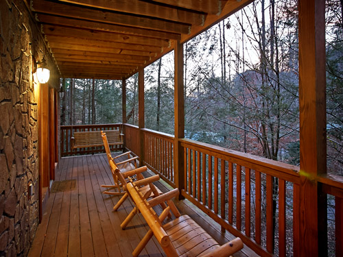 gatlinburg cabin american dream 3 bedroom sleeps 8 swimming
