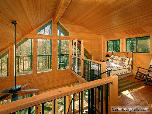 Gatlinburg Cabin Dreams And Streams 1 Bedroom Sleeps