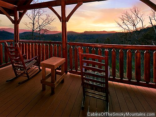 picture of Mountain Top Retreat cabin