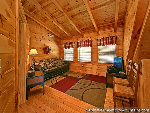 pigeon forge cabin mountain sanctuary 3 bedroom sleeps 12