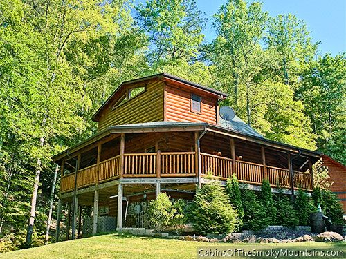 picture of Shady Creek Retreat cabin