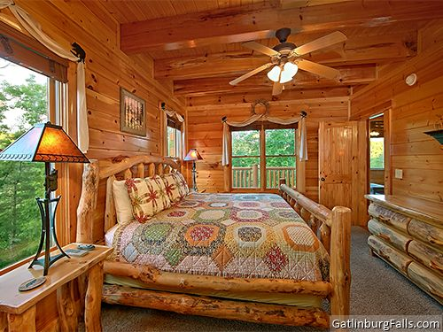 Pigeon forge cabin grandeur grace from for Pigeon forge cabin coupons
