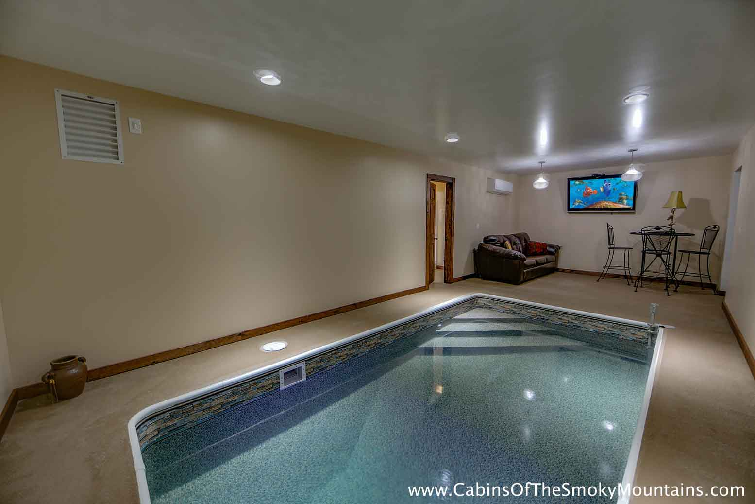 Gatlinburg Cabins With Indoor Private Pools