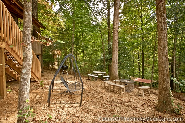 Pigeon Forge Cabin Good Vibrations 1 Bedroom Sleeps