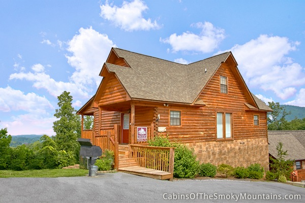 Pigeon Forge Cabin - Panoramic View - 6 Bedroom - Sleeps 16 ...