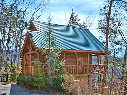 picture of Ridgetop Rendezvous cabin