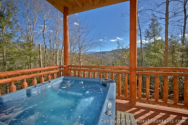 Pigeon Forge Cabin Big Bear Plunge 3 Bedroom Sleeps 12 Jacuzzi Swimming Pool Access