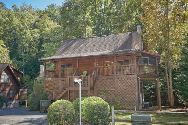 picture of Happy Trails cabin