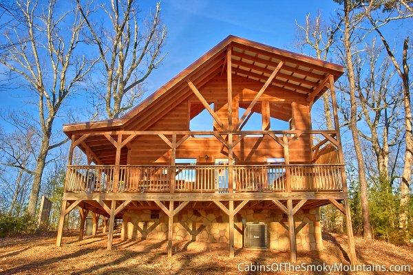 picture of Heaven's Perch cabin