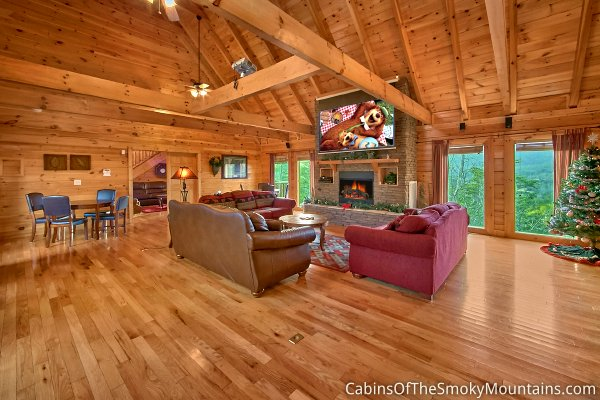 picture of View Master Lodge cabin