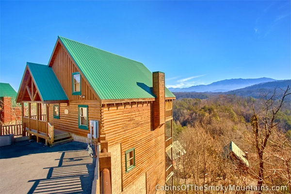 picture of Tennessee Livin' cabin