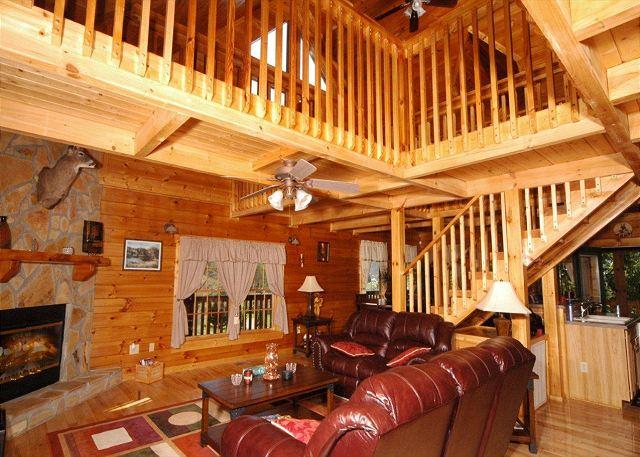 gatlinburg cabin honey bear lodge 4 bedroom sleeps