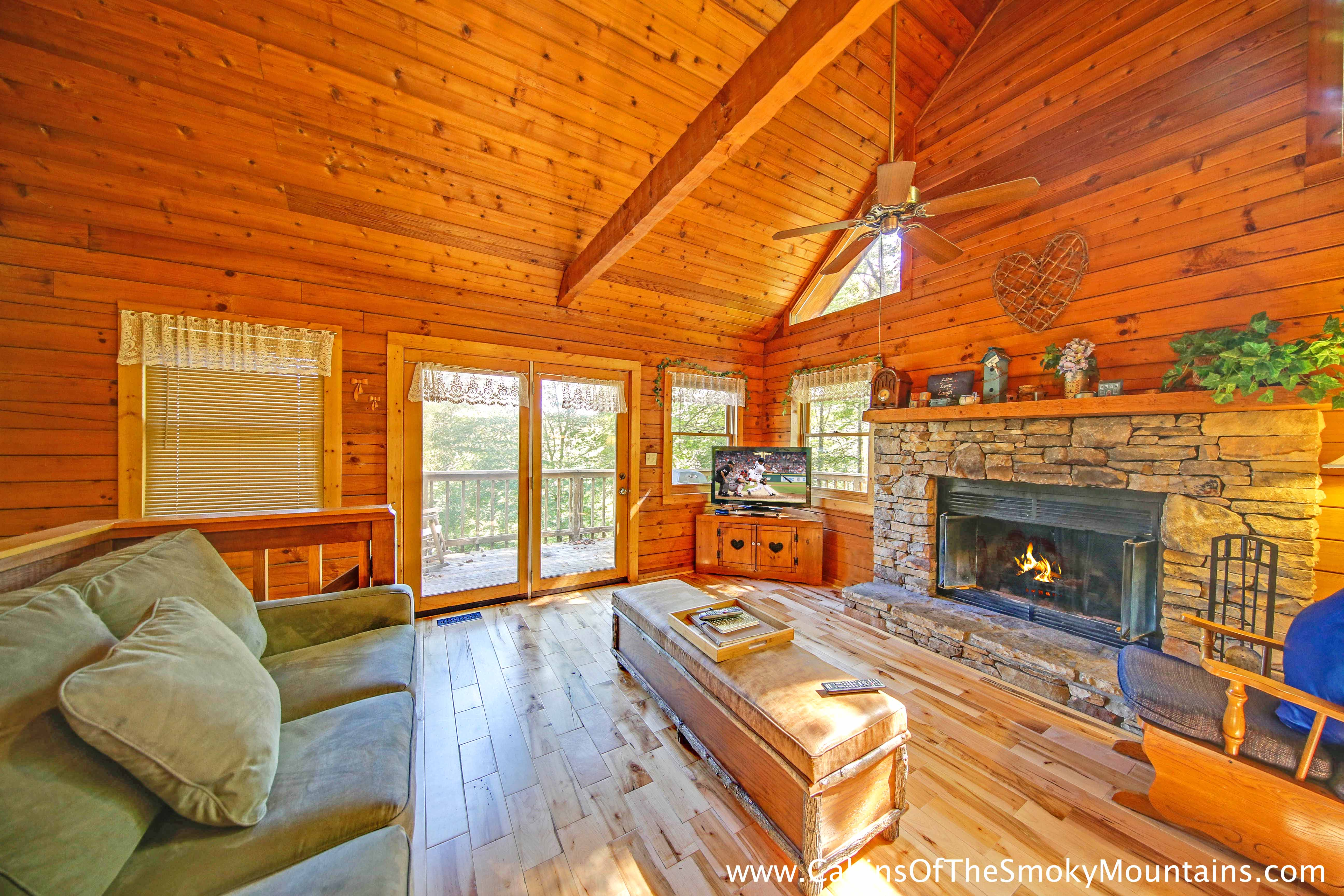 picture of Lofty Pines cabin