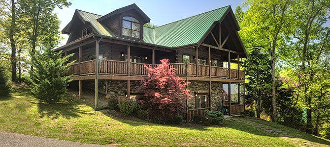 picture of Greenstone Lodge cabin