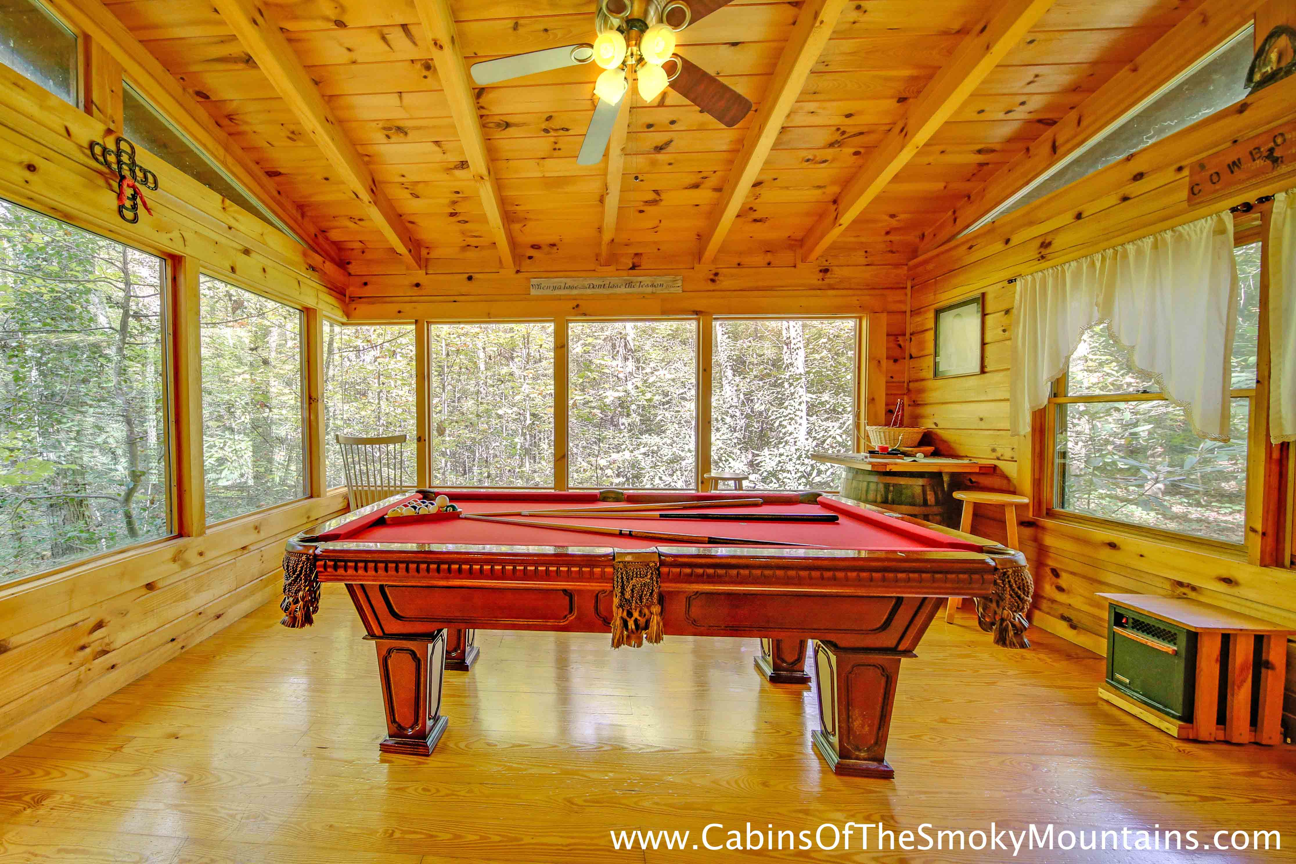 picture of Timber Wolf cabin