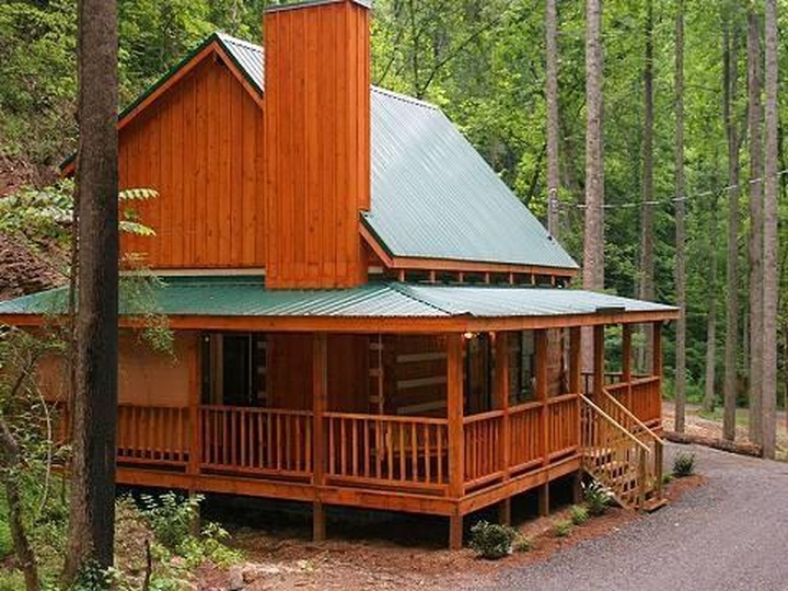 picture of Bear Valley cabin