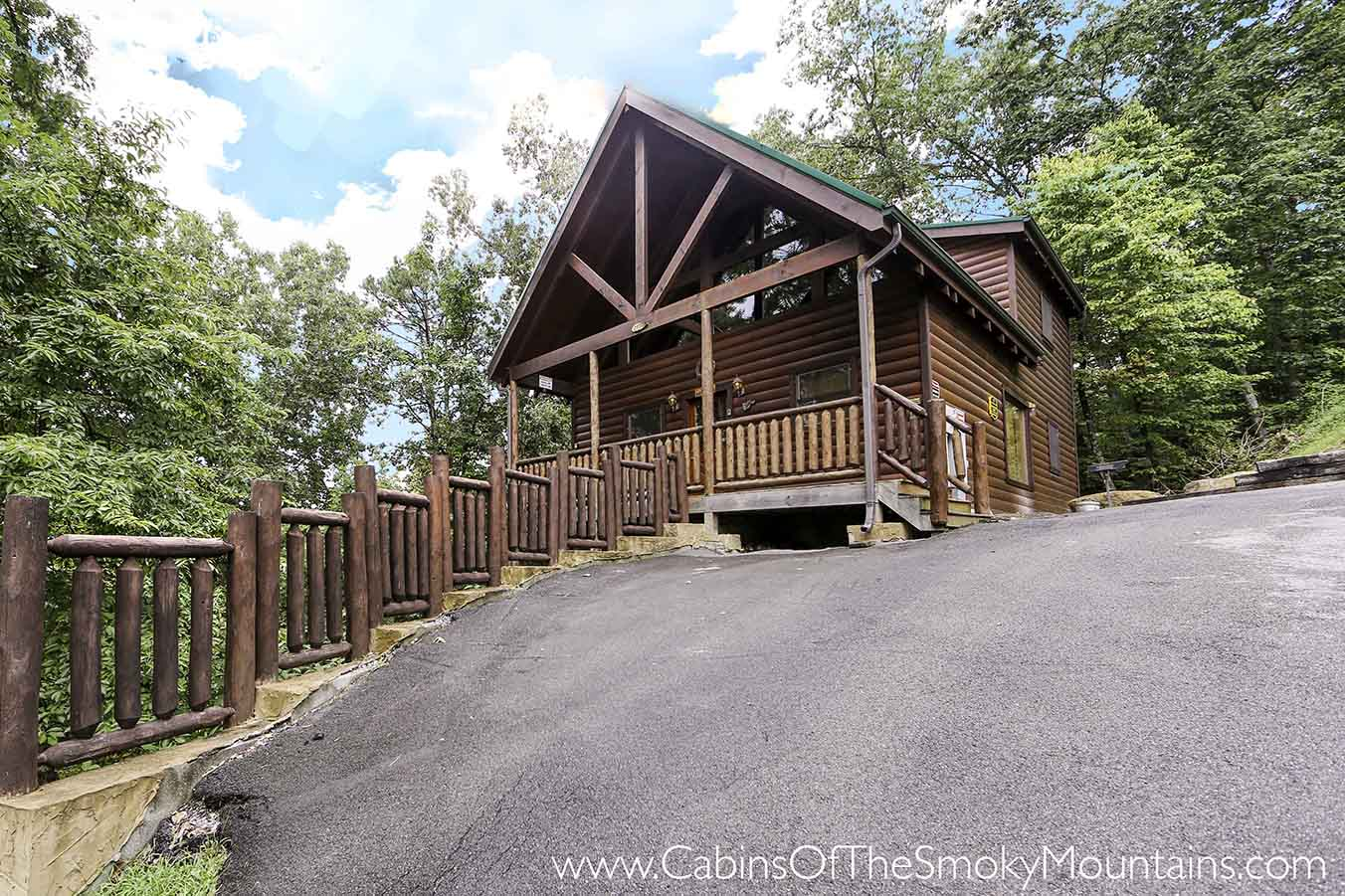 Pigeon forge cabin peanuts paradise 2 bedroom sleeps - Cabins with swimming pools in pigeon forge ...