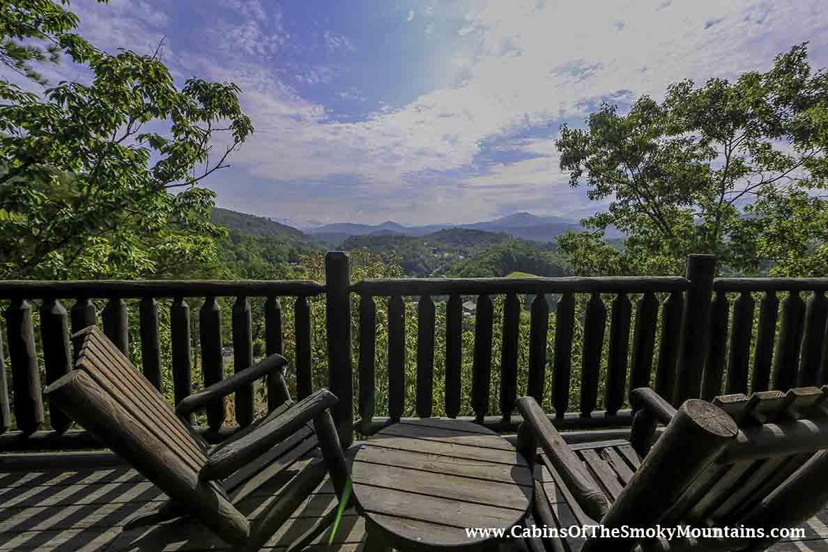picture of Mountain View Escape cabin