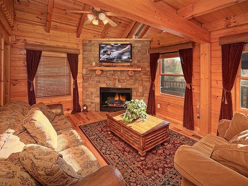 gatlinburg cabin southern comfort 1 bedroom sleeps 6