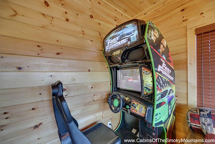 Gatlinburg Cabin - Majestic Peaks - 9 Bedroom - Sleeps 34