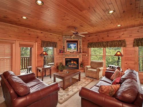 gatlinburg cabin the great escape 5 bedroom sleeps