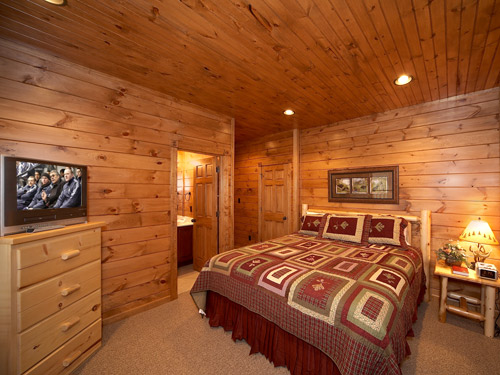 gatlinburg cabin lookout ridge 3 bedroom sleeps 12