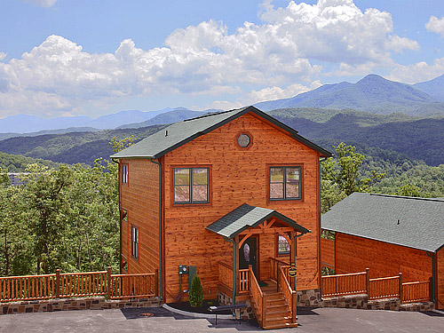 gatlinburg cabin morning glory 3 bedroom sleeps 10