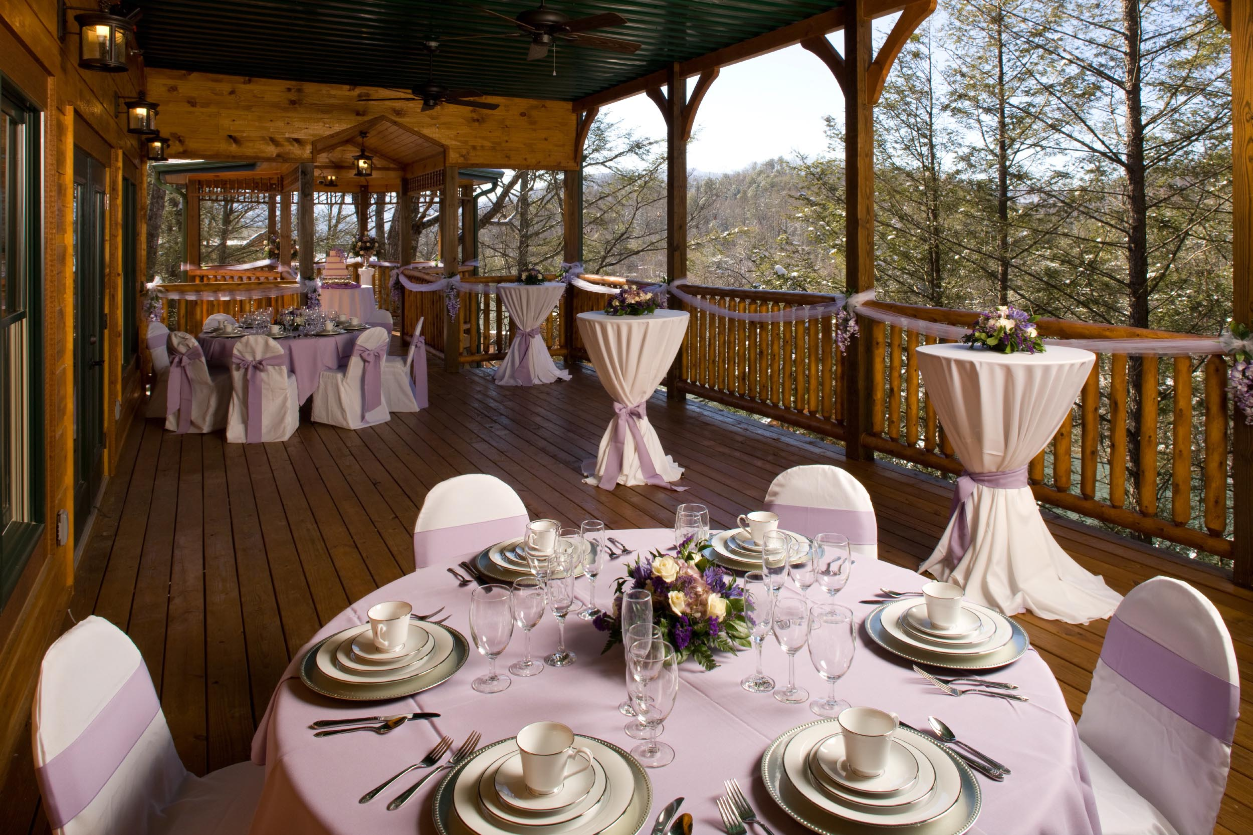 Gatlinburg Wedding Venues In The Great Smoky Mountains