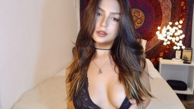 Chat webcam com Brunella ao vivo
