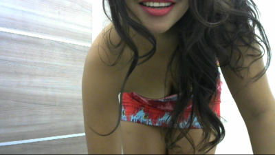 Chat webcam com Oriana ao vivo