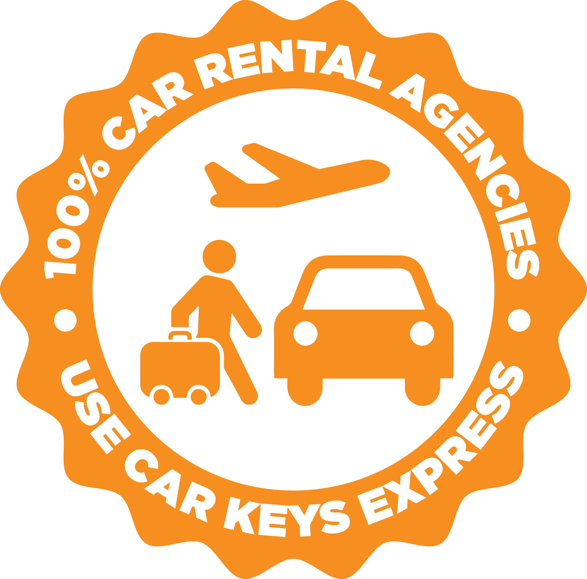 100% of major dealership groups use CarKeysExpress