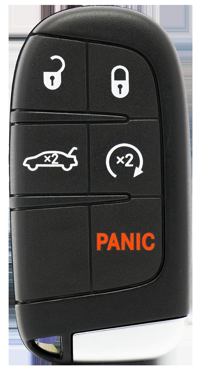Chrysler Dodge Jeep smart key