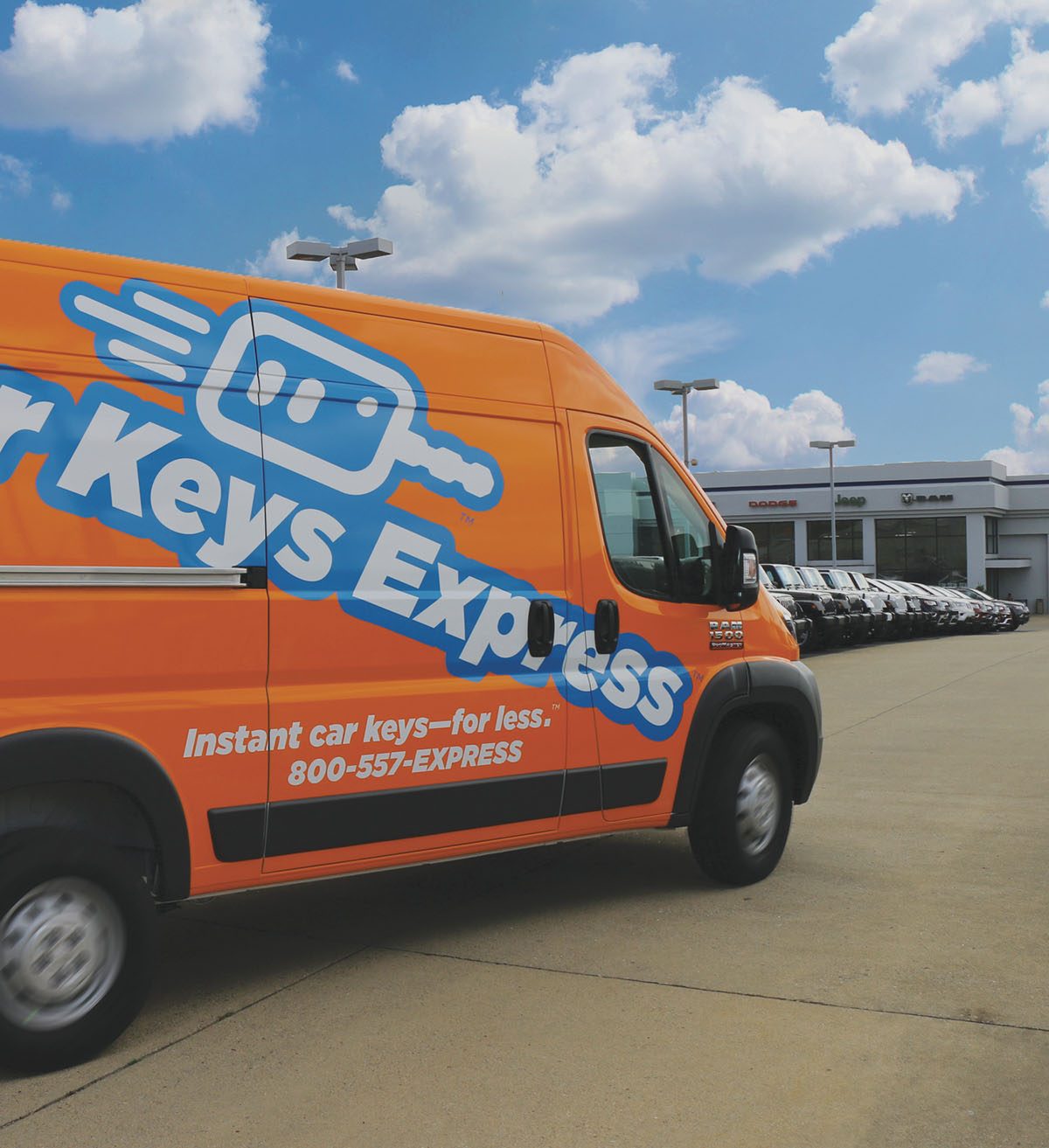 car keys express solves dealership key problems
