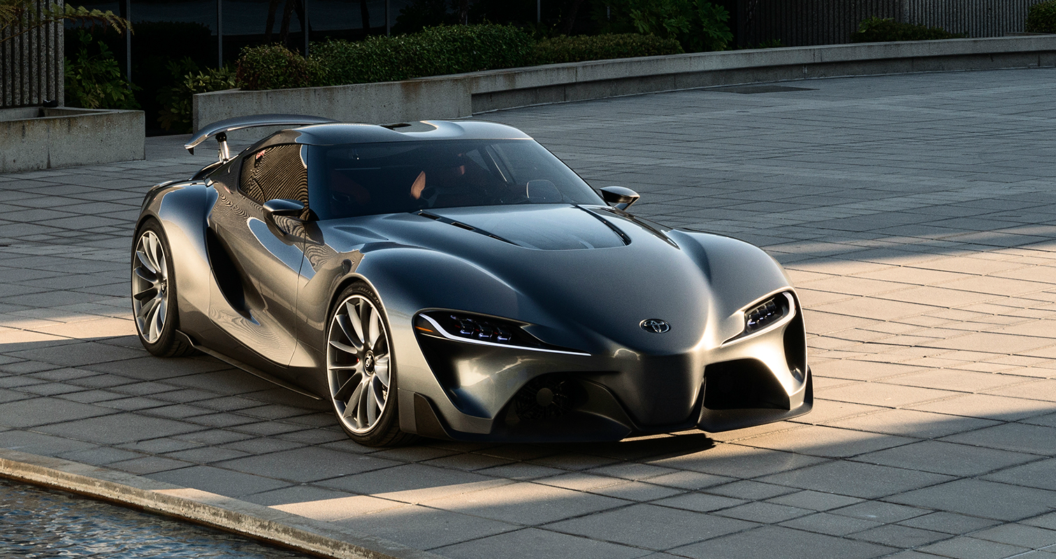 toyota s new ft 1 concept could mean that a supra successor is imminent