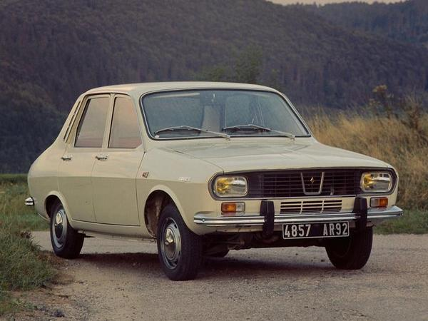 This is a Dacia 1300. The manufacturing of this model start in ...