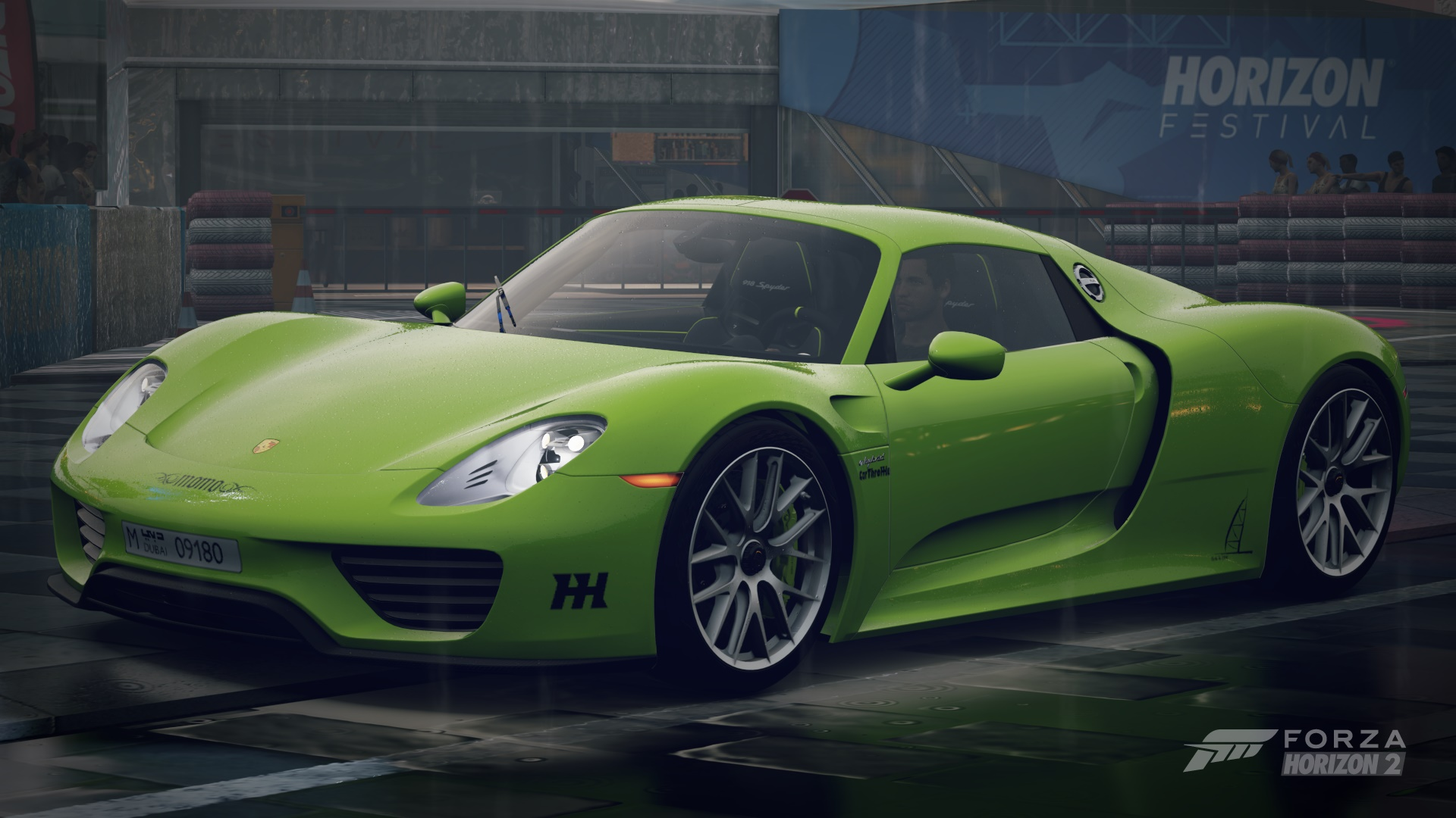 porsche dlc is coming to forza horizon 2. Black Bedroom Furniture Sets. Home Design Ideas