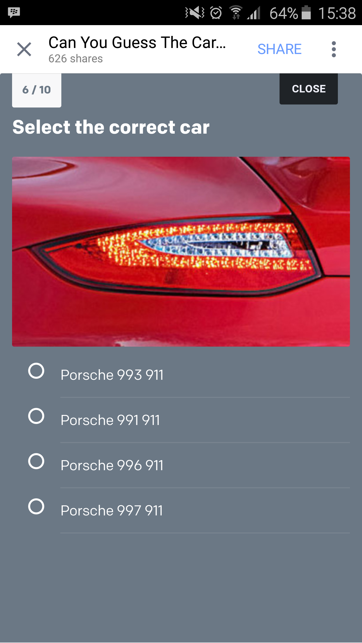 Can You Guess The Car Just From The Tail Lights