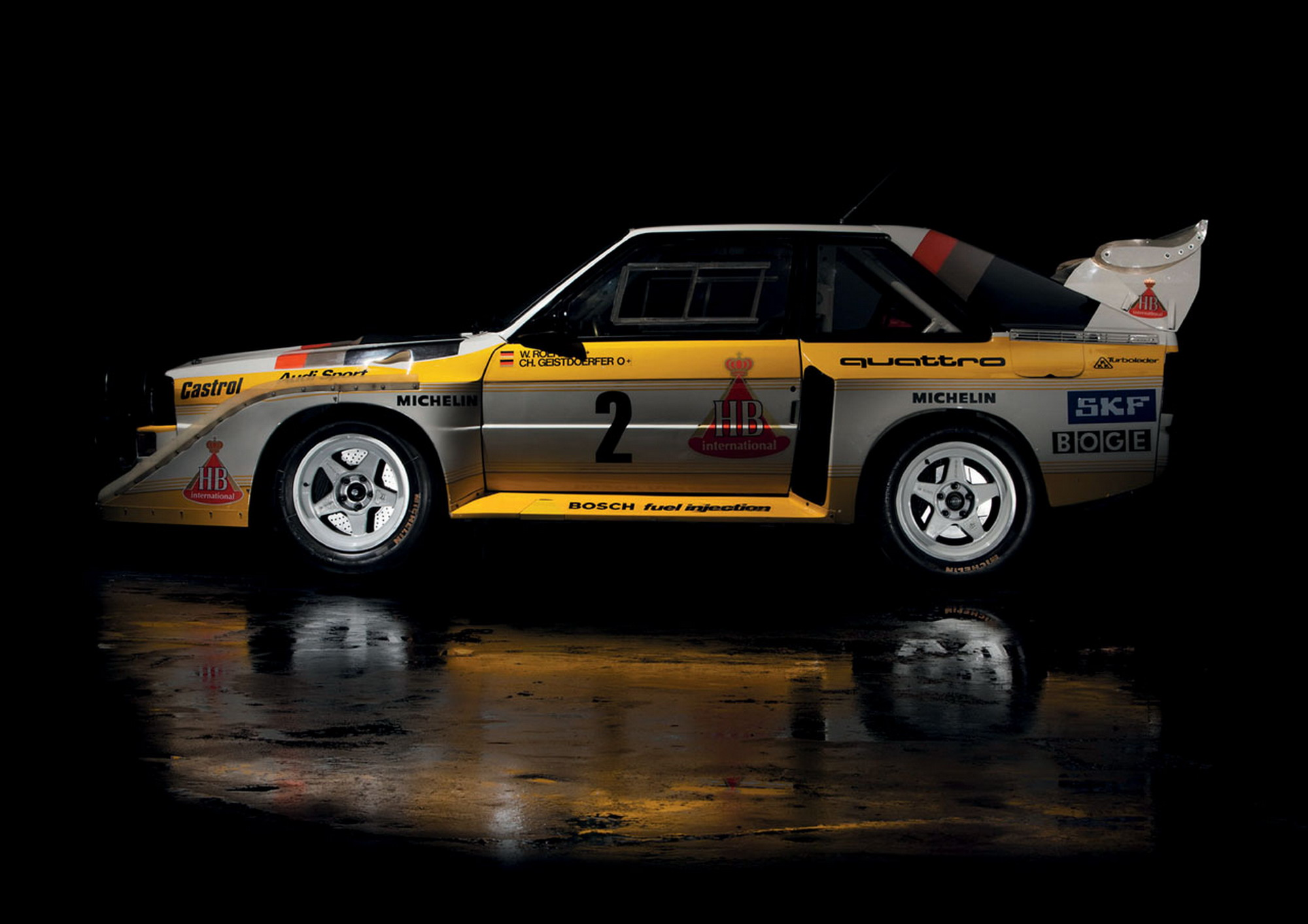 grouppe b rally cars 0 audi quattro s1 beautiful car then and now. Black Bedroom Furniture Sets. Home Design Ideas