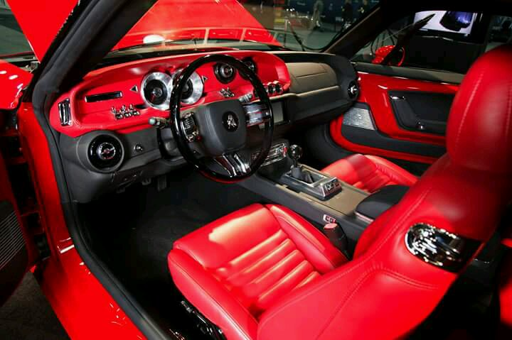 13 cars with the sexiest standard interiors. Black Bedroom Furniture Sets. Home Design Ideas