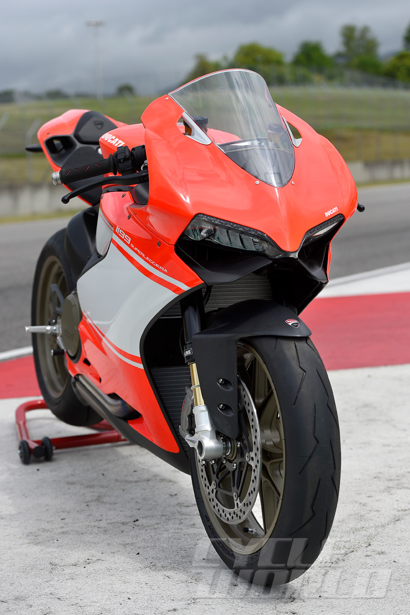 how about a half naked ducati 1199 superleggeramore pics