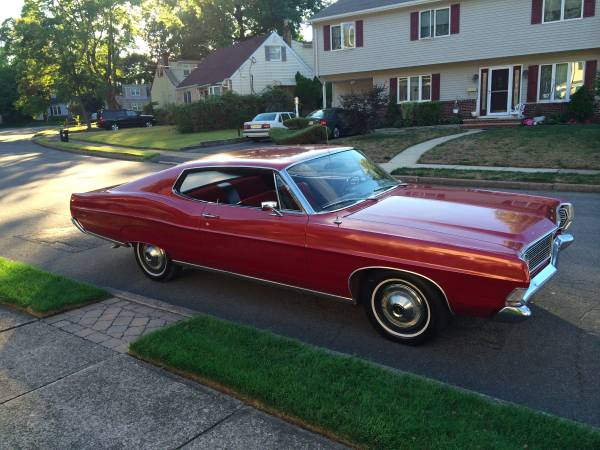 1968 ford galaxie 500 fastback. Cars Review. Best American Auto & Cars Review