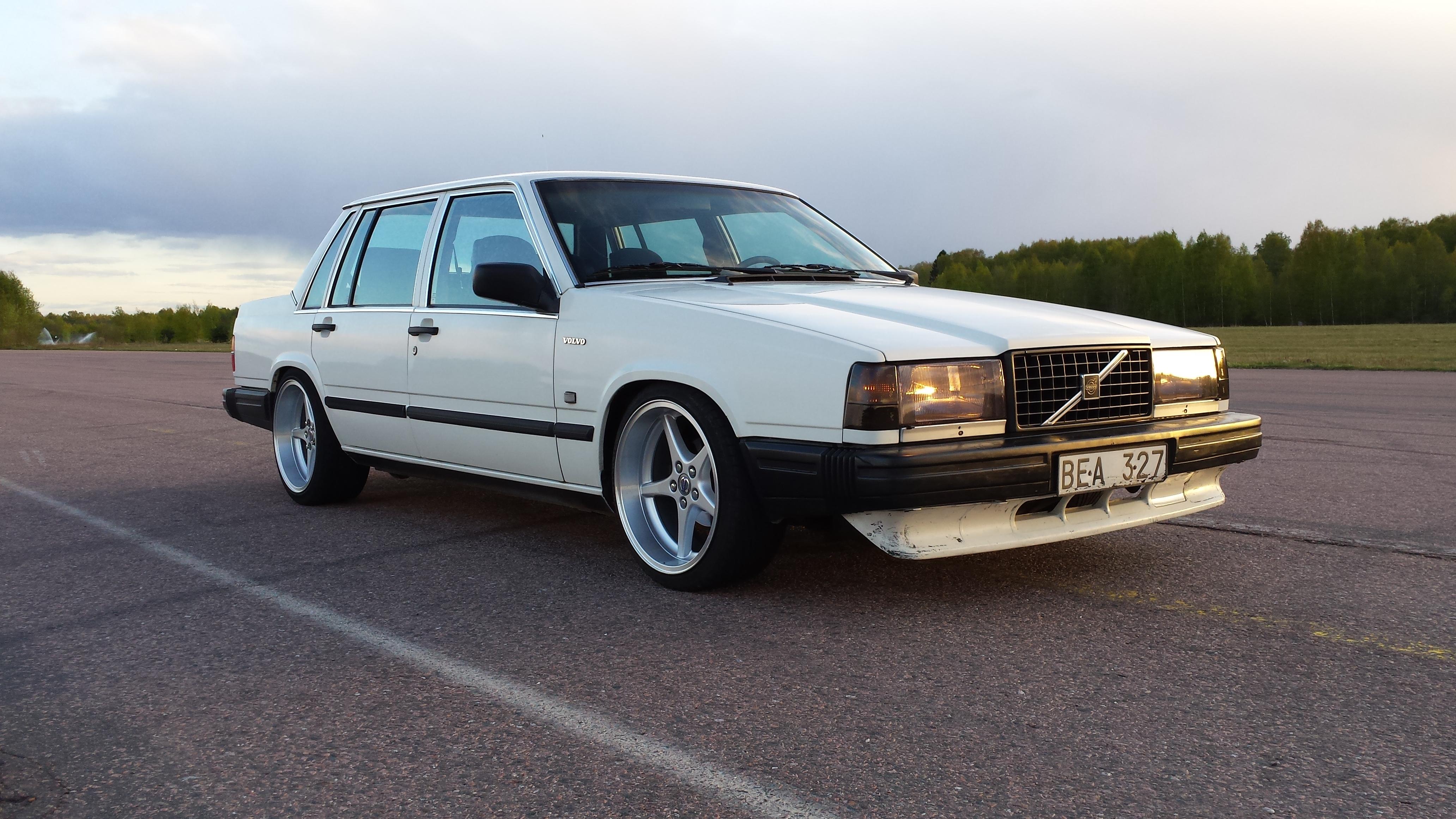1987 Volvo 740 Gl