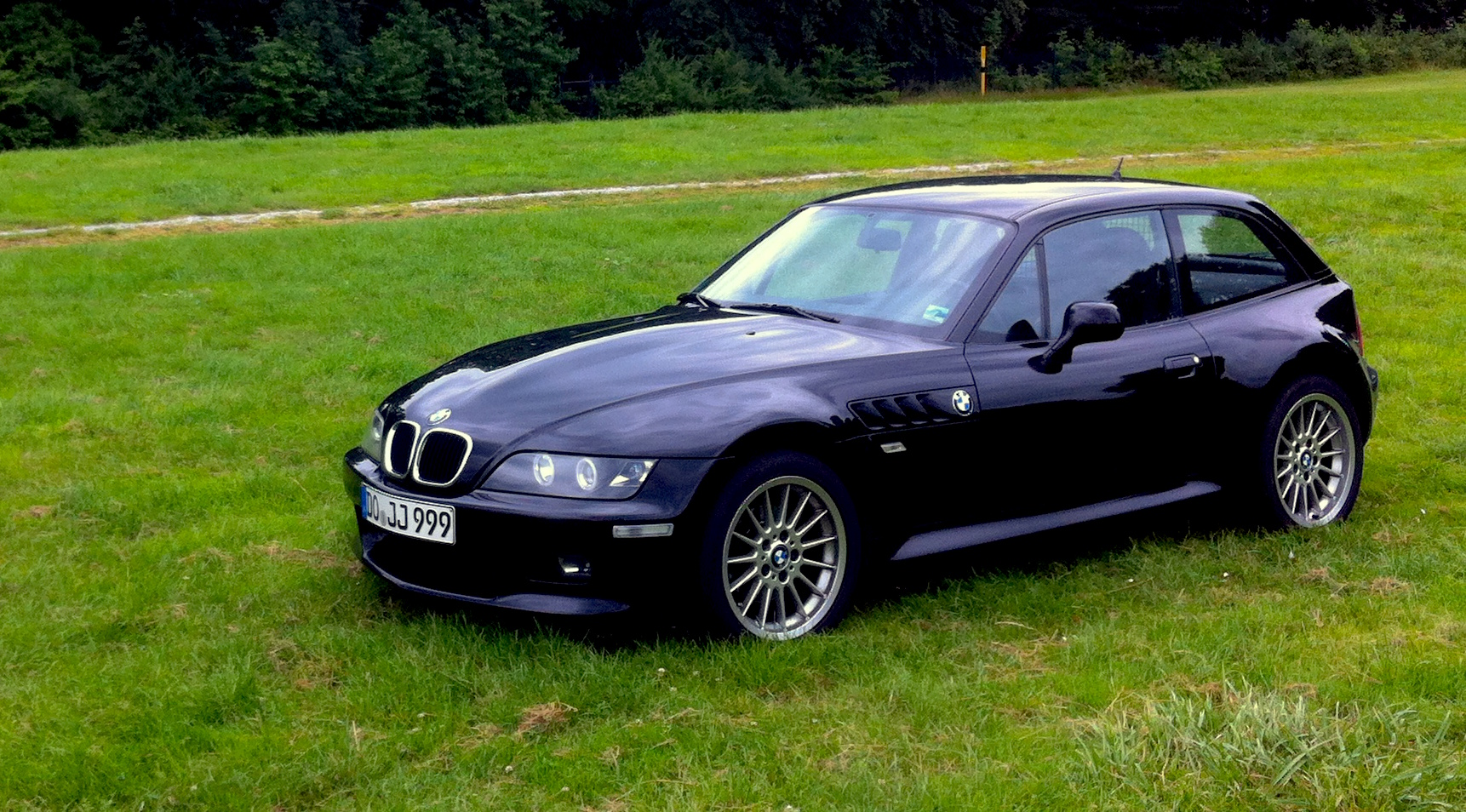 20000 Bmw Z3 Coupe
