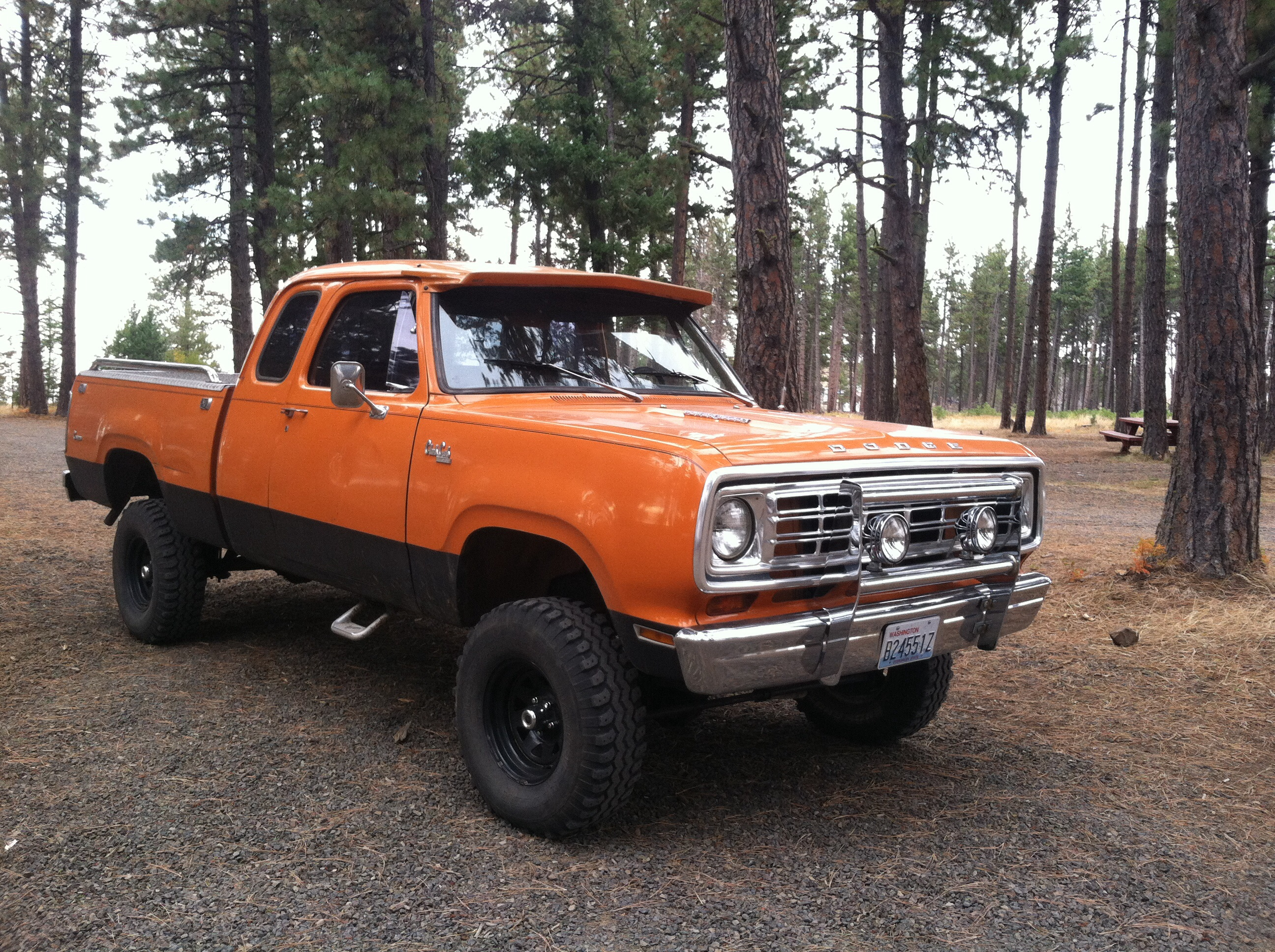 Craigslist Orange Cars And Trucks >> 1975 Dodge Power Wagon For Sale Craigslist | Autos Post