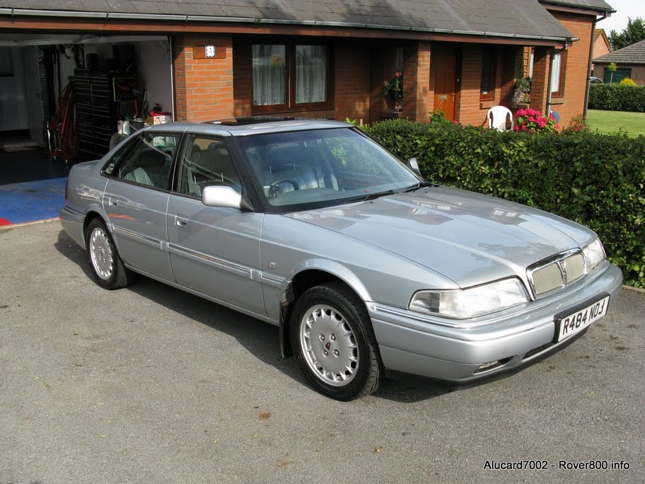 1997 Rover 820 Sterling