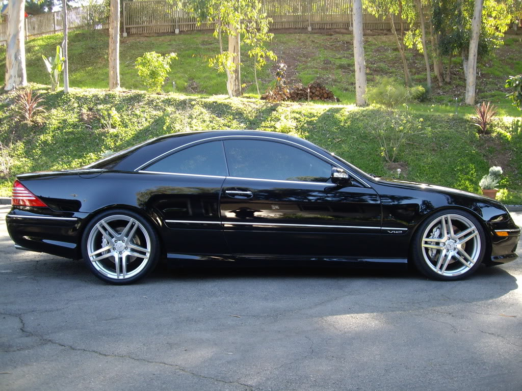 2002 mercedes benz cl600 v12. Black Bedroom Furniture Sets. Home Design Ideas